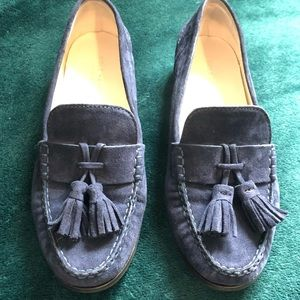 Womens Cole Haan Emmons Tassel Loafers 7.5B